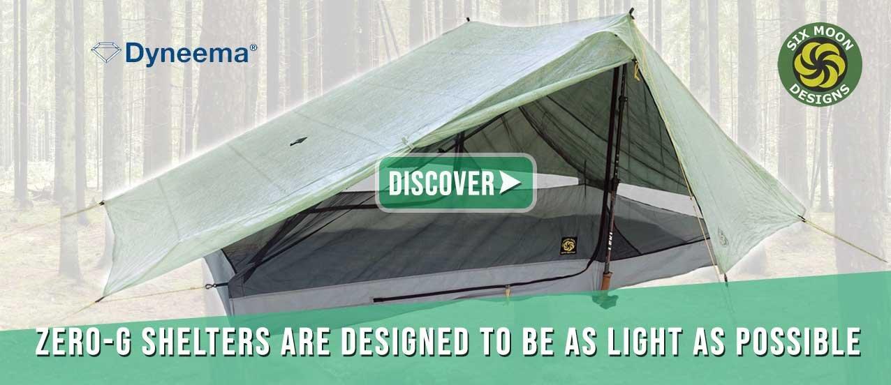 SMD Cuben shelters